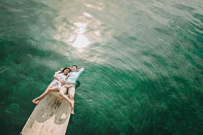 Andy N Elvira Prewedding by Hendra & Andre by Cheese N Click Photography - 024