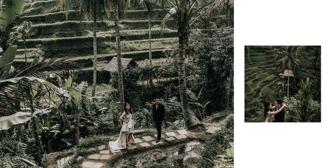 The Bali Prewedding | Kevin & Kristina by Costes Portrait - 021