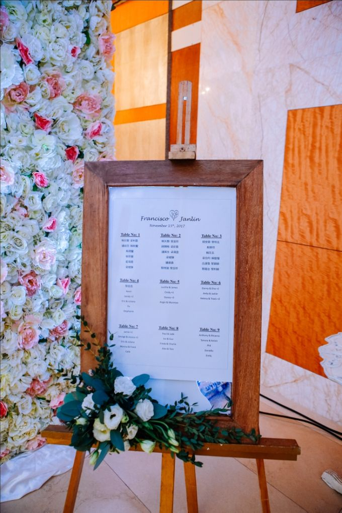 Wedding at Mulia Bali by d'Oasis Florist & Decoration - 011