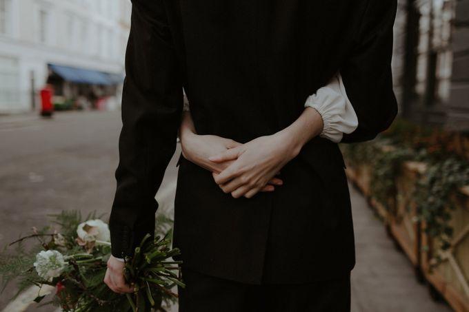 Pre Wedding Shoot in London by Cinzia Bruschini Photography - 020