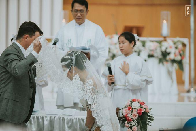 Gareth & Sata Wedding by Bernardo Pictura - 024