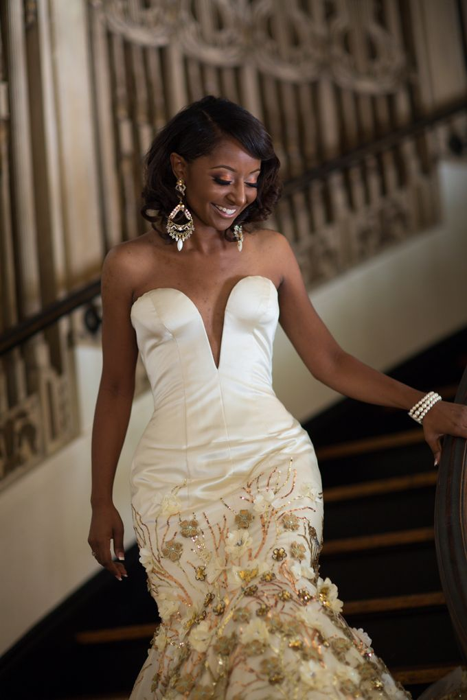 Couture Bridal Gowns by Desiree Spice by Desiree Spice - 003