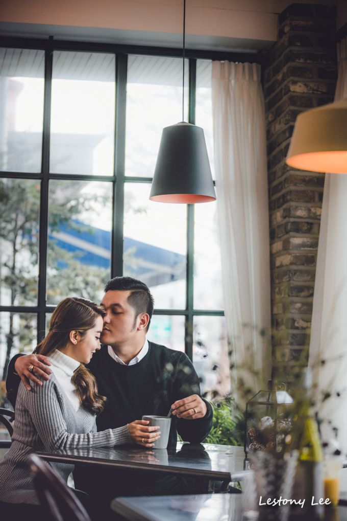 Engagement in Seoul by Moc Nguyen Productions - 001
