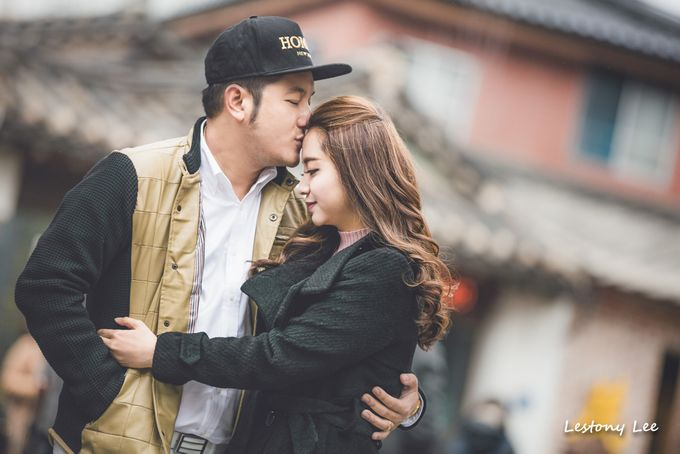 Engagement in Seoul by Moc Nguyen Productions - 004