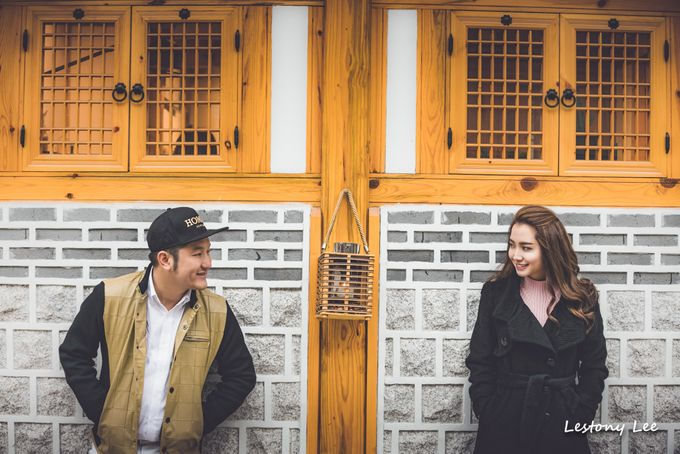 Engagement in Seoul by Moc Nguyen Productions - 006
