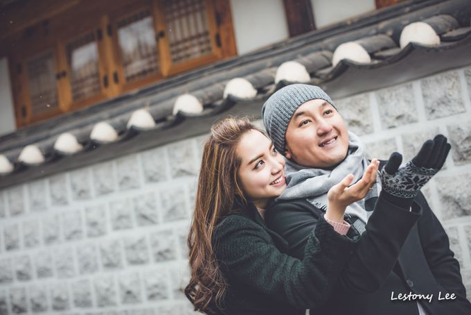 Engagement in Seoul by Moc Nguyen Productions - 008