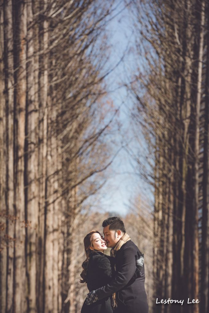 Engagement in Seoul by Moc Nguyen Productions - 009