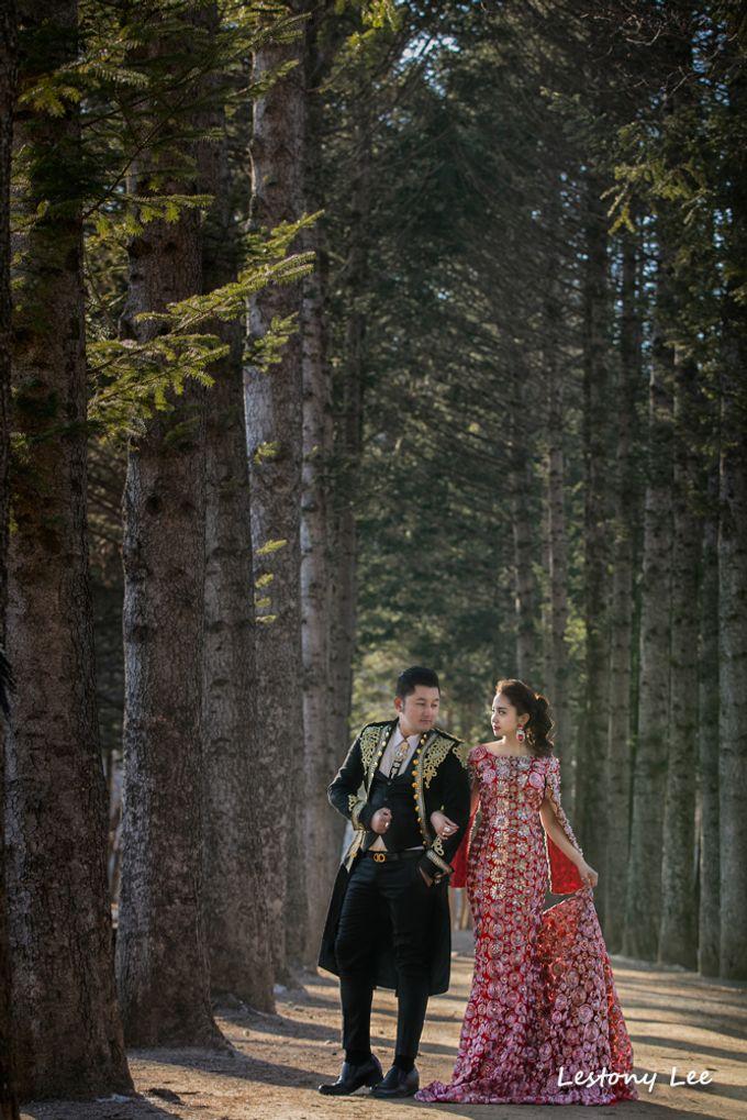 Seoul Pre Wedding by Moc Nguyen Productions - 001