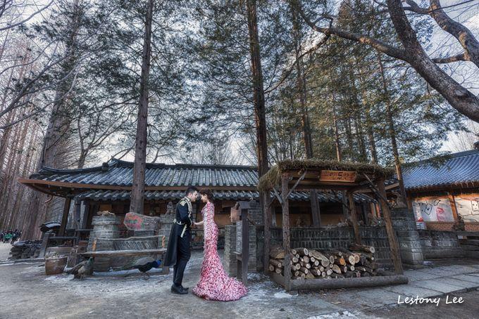 Seoul Pre Wedding by Moc Nguyen Productions - 003