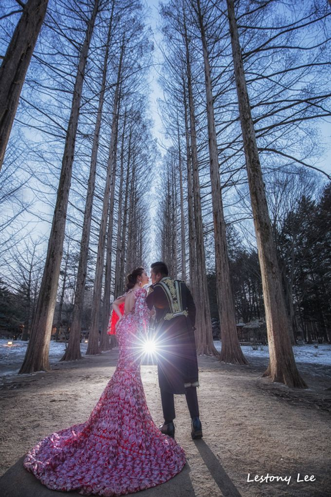 Seoul Pre Wedding by Moc Nguyen Productions - 007