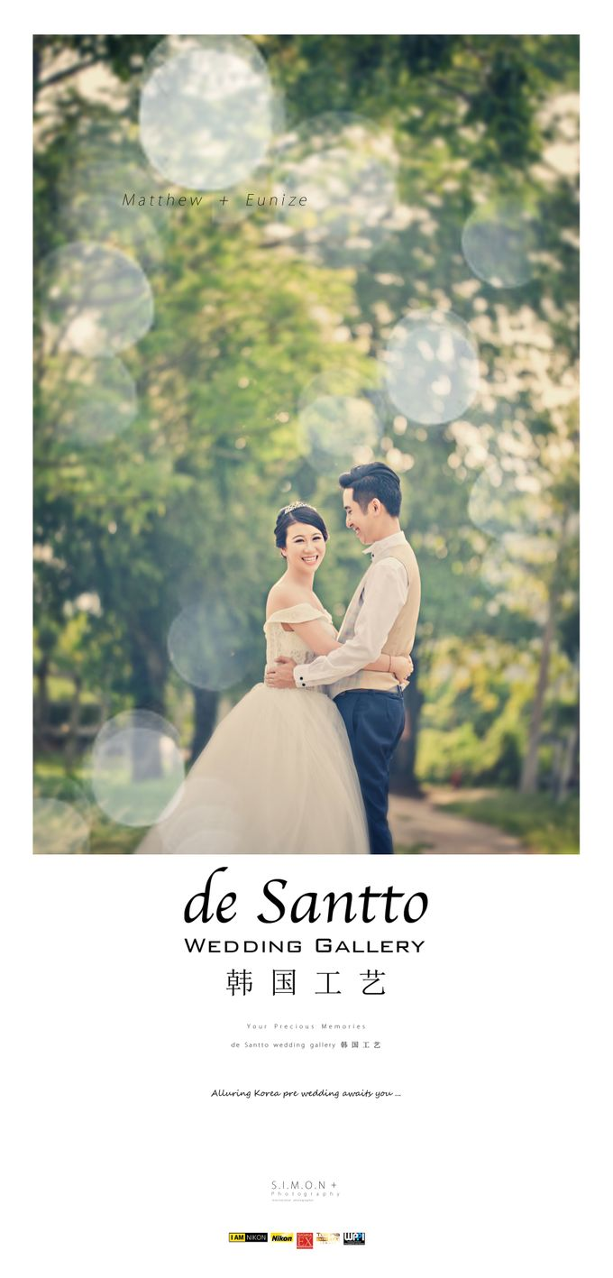 JUNE WEDDING PHOTOGRAPHY by DE SANTTO WEDDING GALLERY - 001