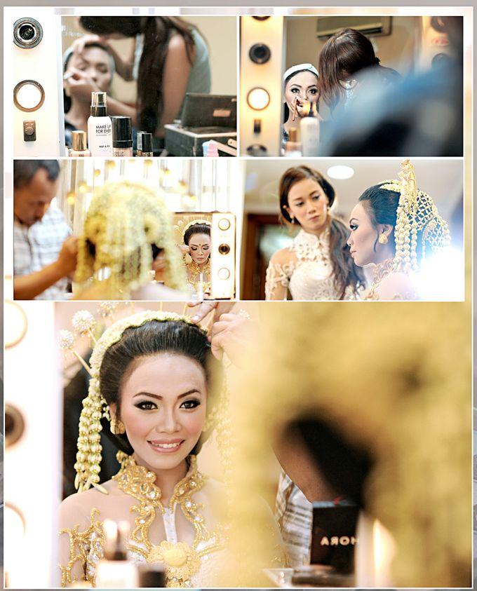 The Wedding of Novi & Adit by N'Den Salon & Wedding Organizer - 010