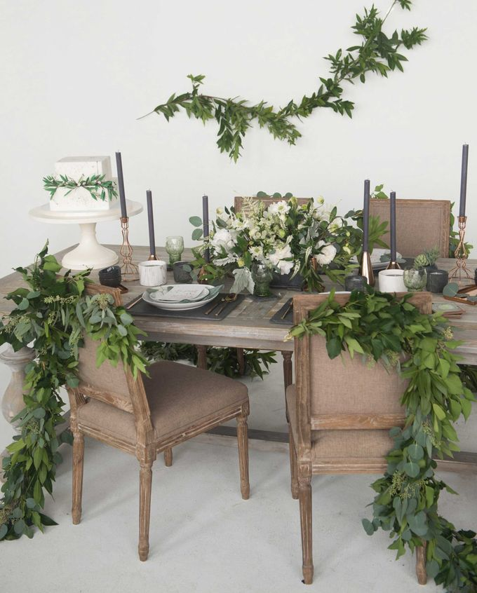Modern Whimsy - Dinner Reception Mock Up by SO PRODUCTION THAILAND (EVENT & WEDDING) - 001