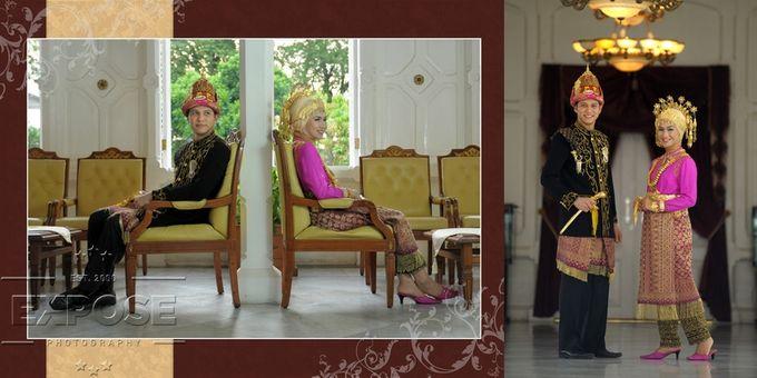 Rara & Fajri by Expose Wedding Photography - 017