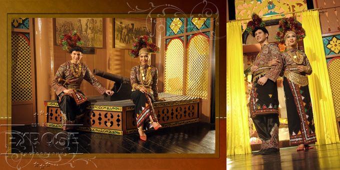 Rara & Fajri by Expose Wedding Photography - 002