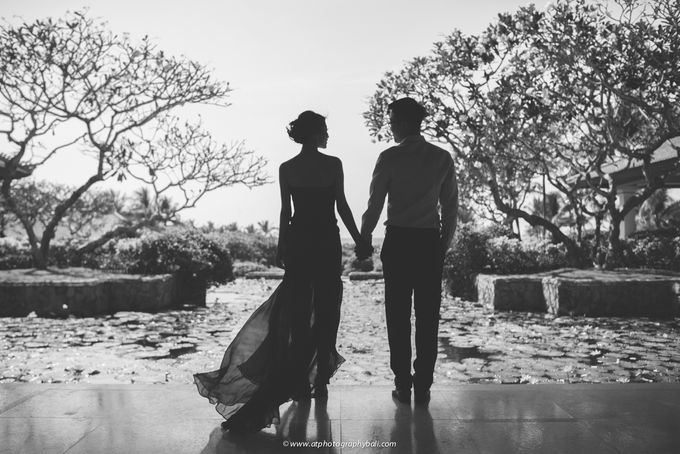 Bali Pre Wedding by AT Photography Bali - 001