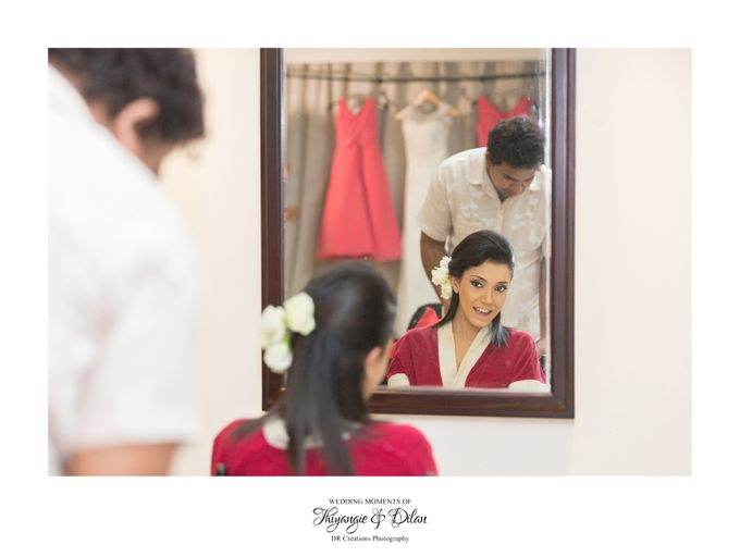 Wedding of Thiyangie & Dilan by DR Creations - 002
