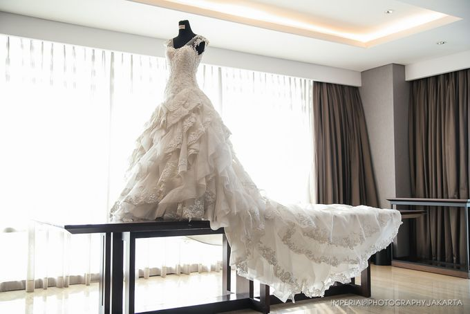 Yonathan & Dina Wedding by Imperial Photography Jakarta - 002