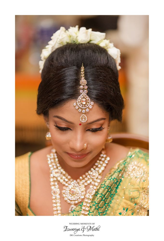 Wedding of Ishwariya & Mathi by DR Creations - 002