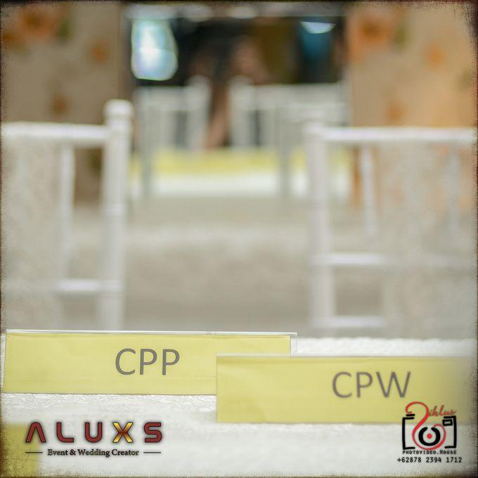 The Wedding of Santa & Khresna by Alux's Event & Wedding Creator - 045