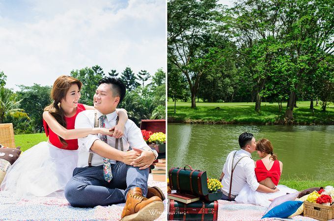 Franky and Helen - Engagement Session by The Wagyu Story - 002