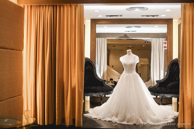 Yohanes & Vhina Wedding by Imperial Photography Jakarta - 002