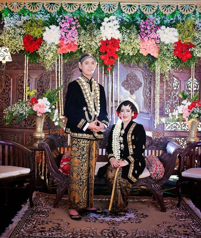 Ayik & Yudha Wedding by Faust Photography - 028