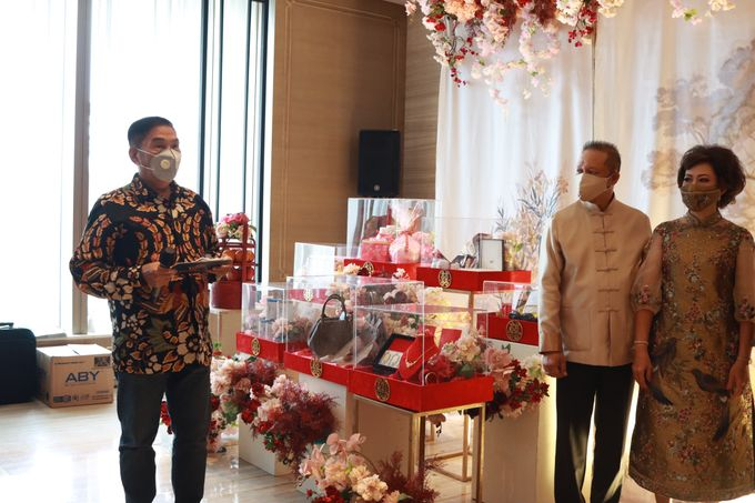 Sangjit House Of Yuen Hotel Fairmont Jakarta - MC Anthony Stevven by NOMA Jewelry & Accessories - 027