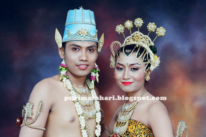 Pengantin Traditional by Puri Matahari Rias Pengantin - 013