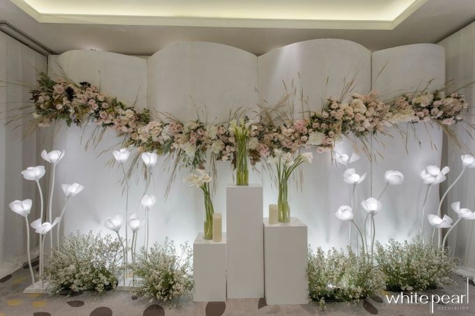 Pullman jakarta Thamrin by White Pearl Decoration - 002
