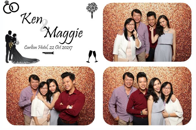 Ken and Maggie by Carlton Hotel Singapore - 003