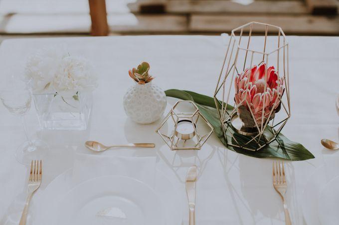Glamorous destination beach wedding in Lefkada by Your Lefkada Wedding - 021