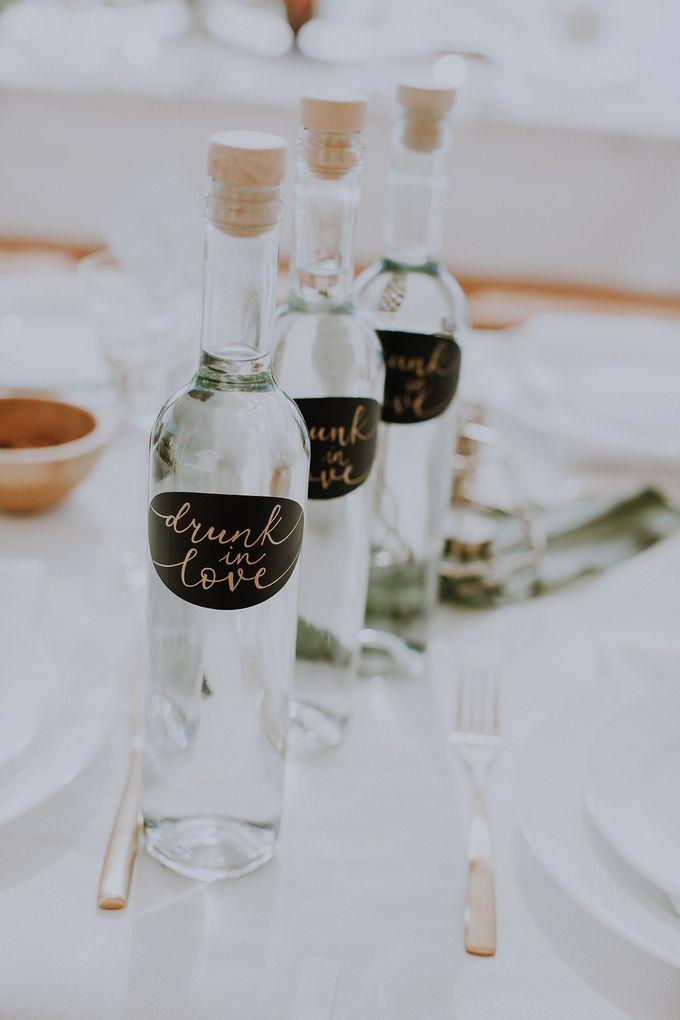 Glamorous destination beach wedding in Lefkada by Your Lefkada Wedding - 023