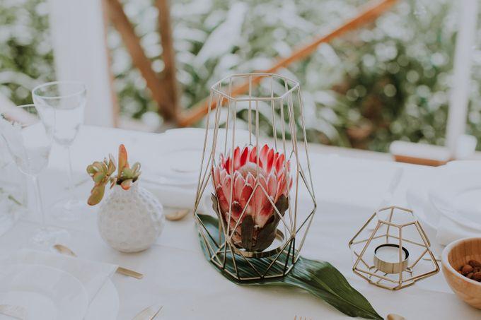 Glamorous destination beach wedding in Lefkada by Your Lefkada Wedding - 024