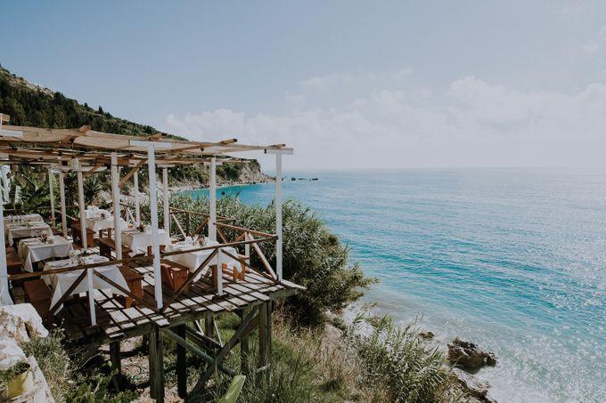 Glamorous destination beach wedding in Lefkada by Your Lefkada Wedding - 020
