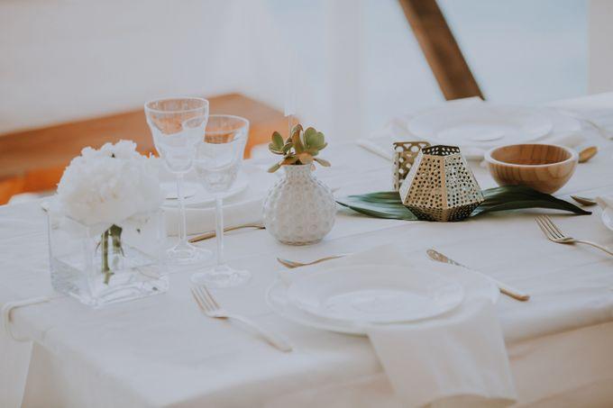 Glamorous destination beach wedding in Lefkada by Your Lefkada Wedding - 026