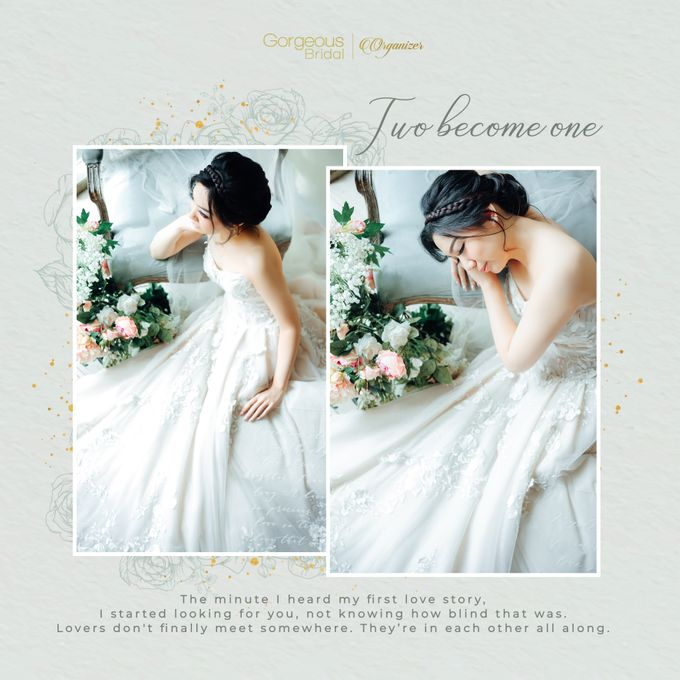 Our LOVE Story ... by Gorgeous Bridal Jakarta - 003