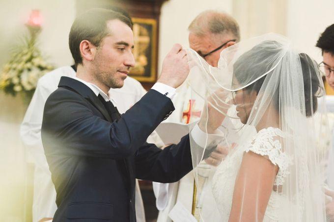 Andrea & Fransisca Wedding by deVOWed Wedding & Event Planner - 003
