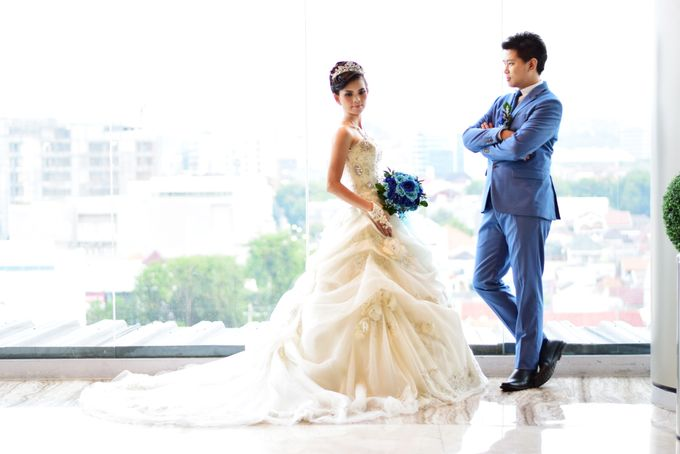 The Wedding Stevan & Sherly by Zandrew Videography - 005