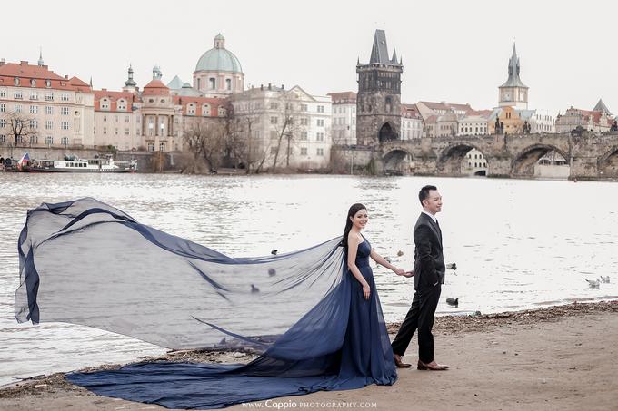 Ivan and Clarine Prewedding by Cappio Photography - 003