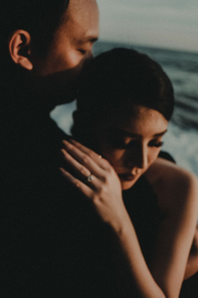 The Prewedding Of Erick and Michelle by Costes Portrait - 019