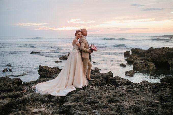 Christian and Carol Beach Themed Wedding - La Union Wedding Photographer by Mot Rasay Photography - 006