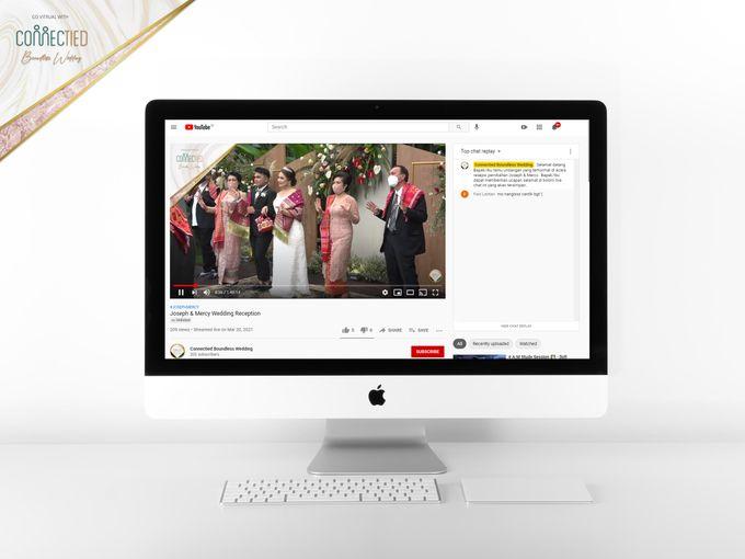 Joseph & Mercy - Digital Invitation / Undangan Digital Connectied v2.0 + Live Streaming by Connectied Virtual Wedding - 003