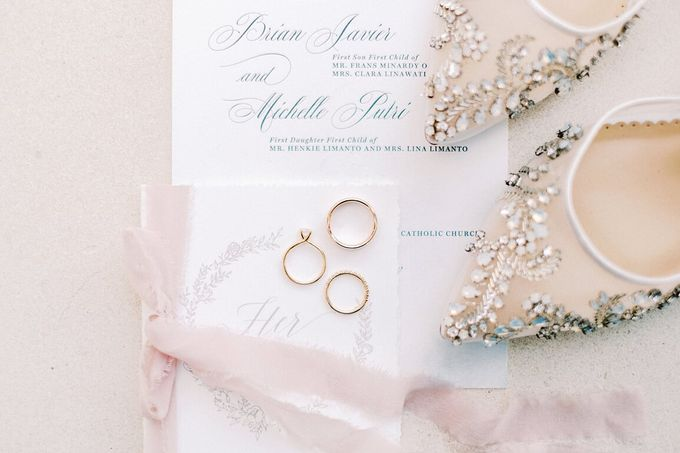 Wedding of Brian & Michelle by Nika di Bali - 003