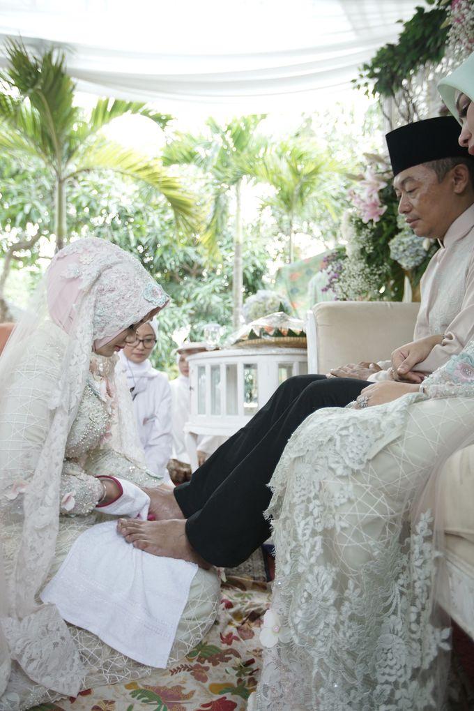 Nur & Utari wedding by isamare - 003