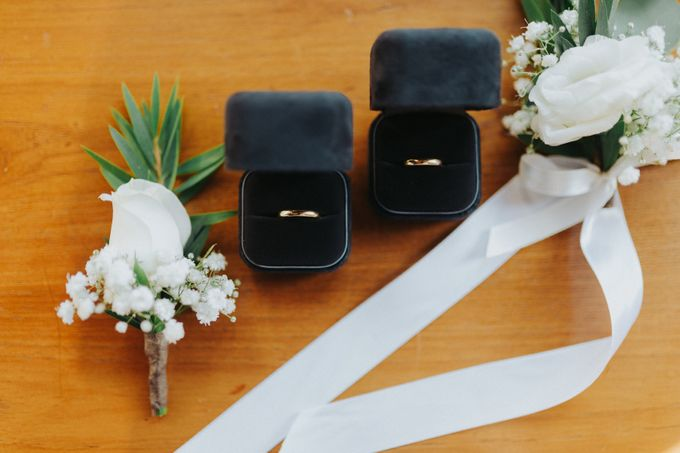 The Wedding of Shahril & Vivian by BDD Weddings Indonesia - 003