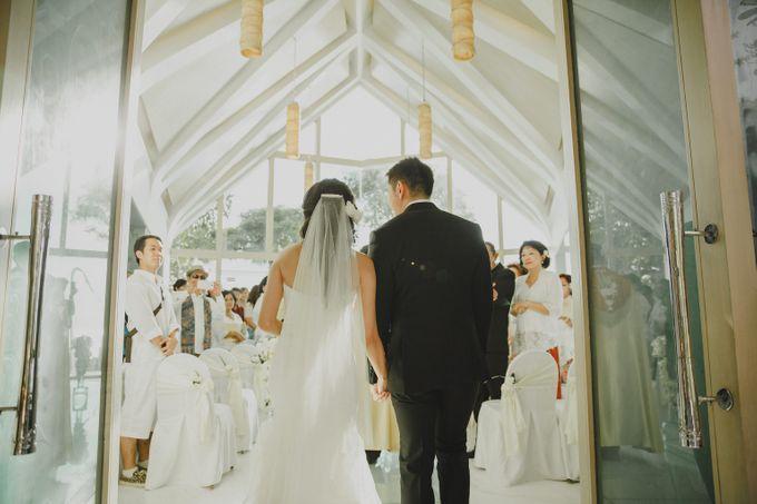 The Wedding of Denny & Maureen by BDD Weddings Indonesia - 003