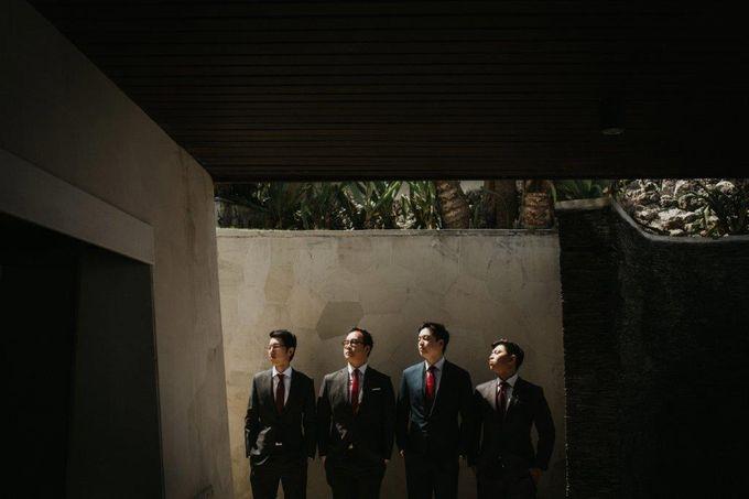 The Wedding of Benjamin & Wenjie by BDD Weddings Indonesia - 003