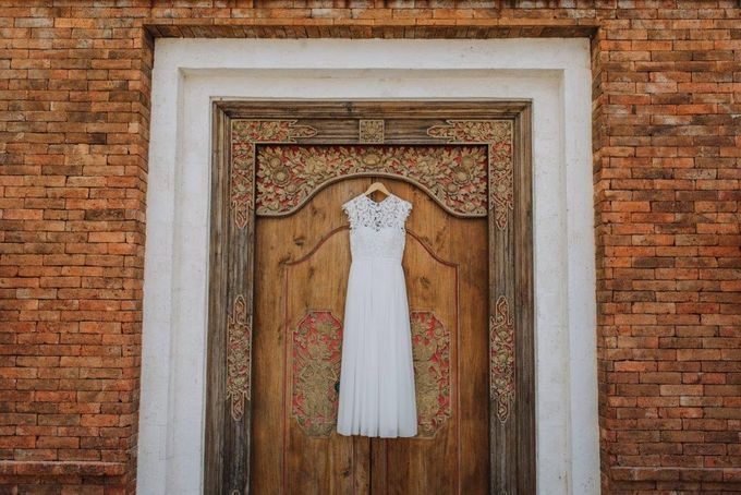 The Wedding of Christoph & Jessica by BDD Weddings Indonesia - 003