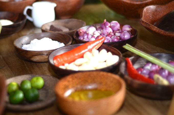 Balinese Cooking Lesson by De Umah Bali - 003